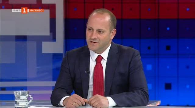 Радан Кънев: Аз ще бъда евродепутат от групата на ЕНП