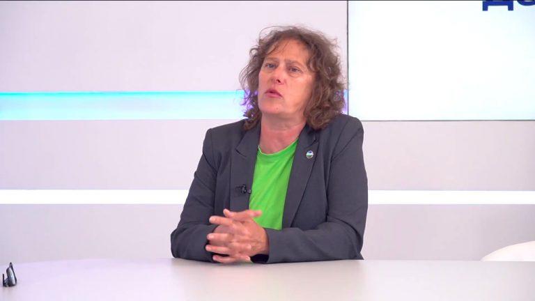 Разговор с Албена Симеонова от листата на Демократична България