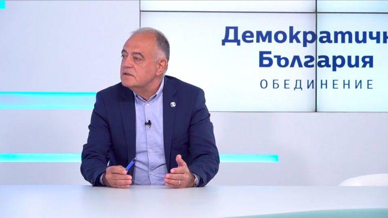 Атанас Атанасов в Тази сутрин по bTV