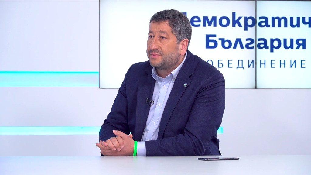 Христо Иванов: Цацаров запазва пълен контрол върху предаването на щафетата в прокуратурата