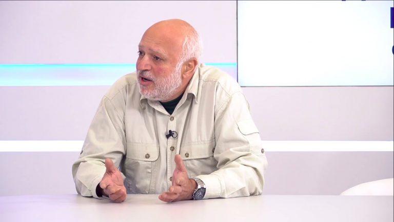 Разговор със скулптора проф. Велислав Минеков