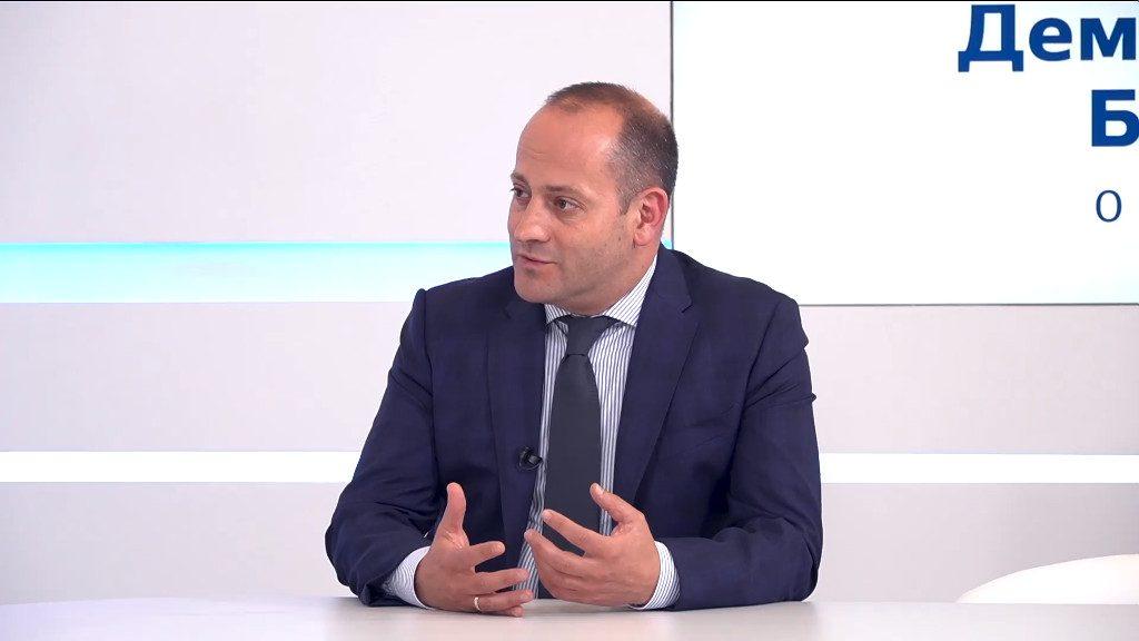 Радан Кънев: Борисов си създаде алиби да нарече всеки резултат успех