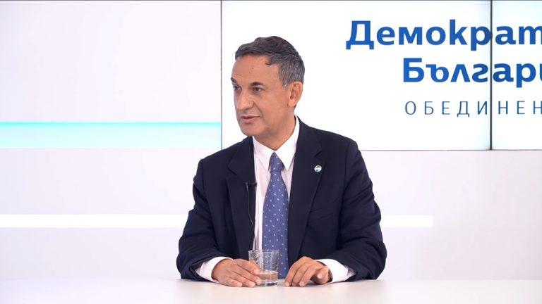 Избери страна в битката за България с Милен Цветков - Разговор със Стефан Тафров