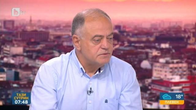 Ген. Атанасов: Антикорупционната комисия е ненужен орган