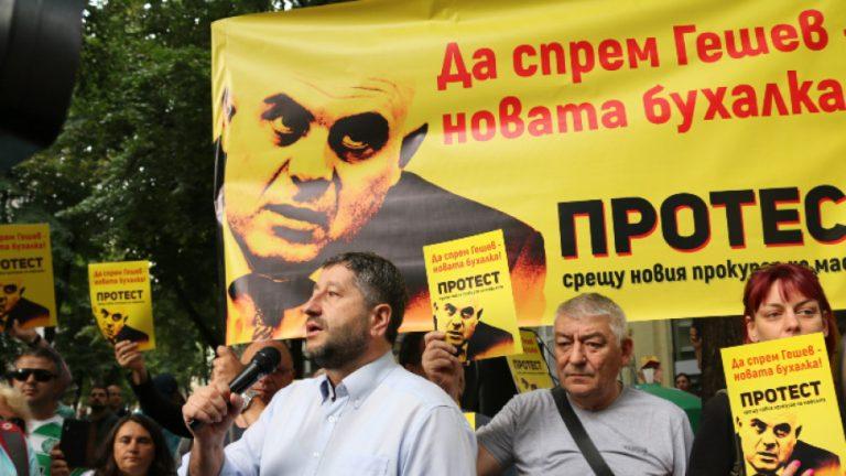 Христо Иванов: Иван Гешев нарушава базови стандарти за поведение на магистратите