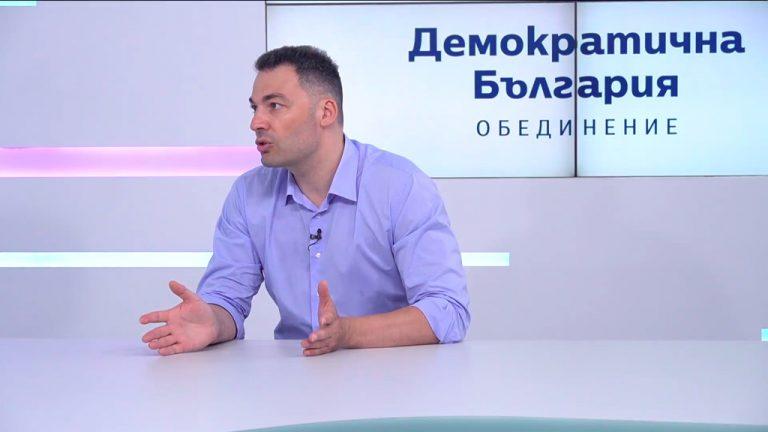 Емил Георгиев от Инициатива Правосъдие за всеки