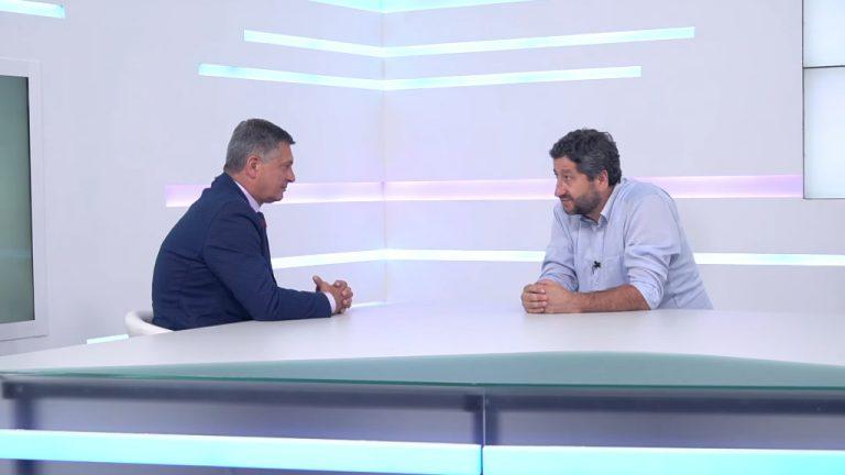 Христо Иванов: Страната има нужда от промяна. Това загниване, което виждаме във всички сфери, трябва да спре