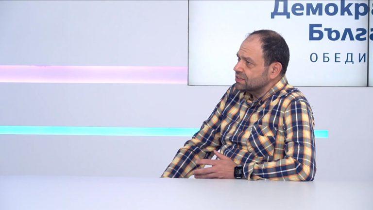 Разговор с Константин Павлов