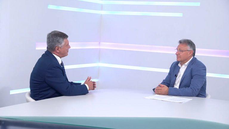 Разговор с Велизар Шаламанов