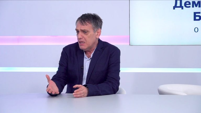 Разговор с Владо Береану