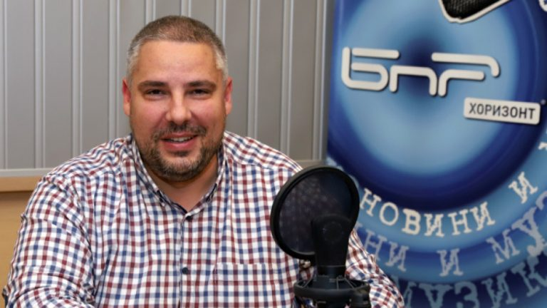 """Участие на Методи Лалов в програма """"Хоризонт"""" по БНР"""