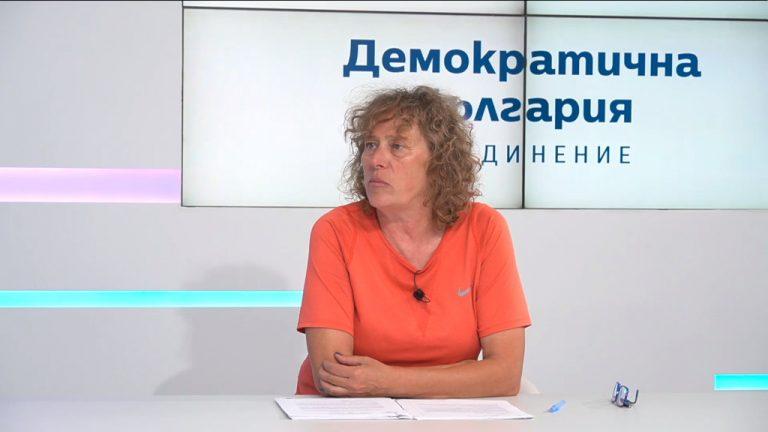 Разговор с Албена Симеонова