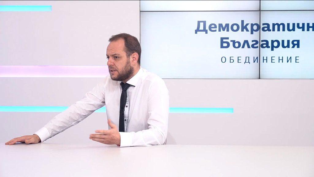 Разговор с Борислав Сандов