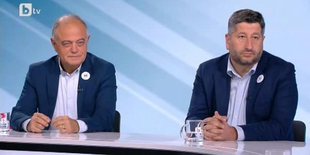 Христо Иванов: Арх. Игнатов е най-добрият кандидат в момента