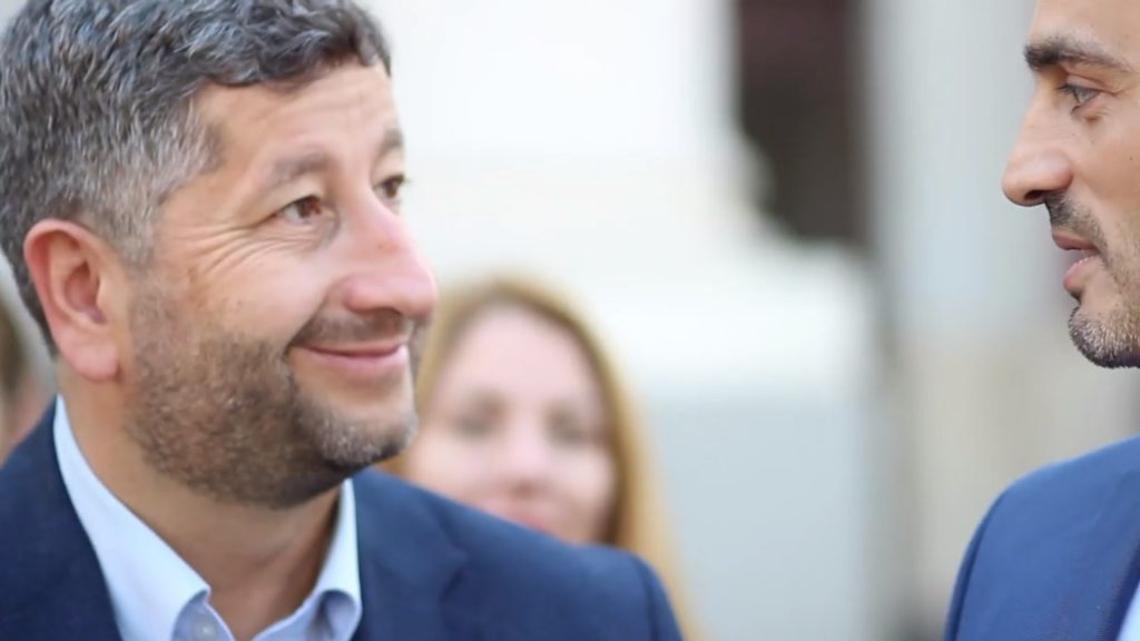 Гласувайте за кандидатите на Демократична България. България може много повече. Номерът е 66.