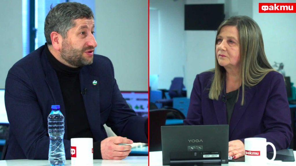 Защо Христо Иванов отказа консултации за вота на недоверие?