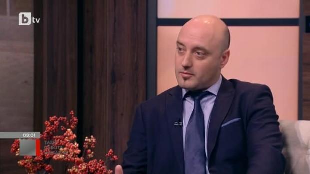Атанас Славов: Главният прокурор излиза извън законовите стандарти