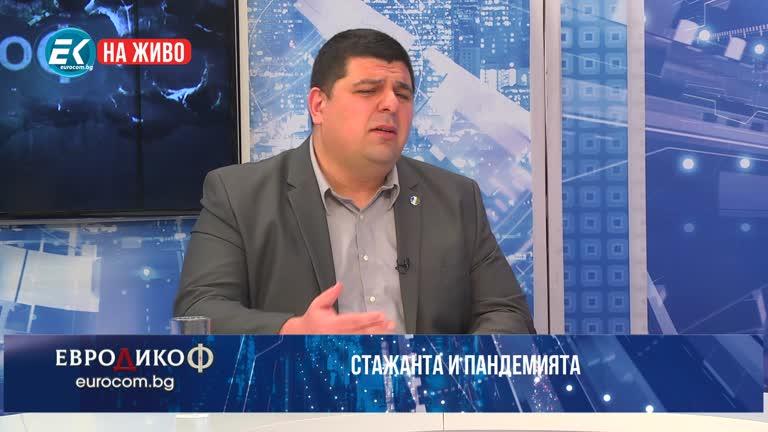 Иво Мирчев в ЕвроДикоФ (24.04.2020)
