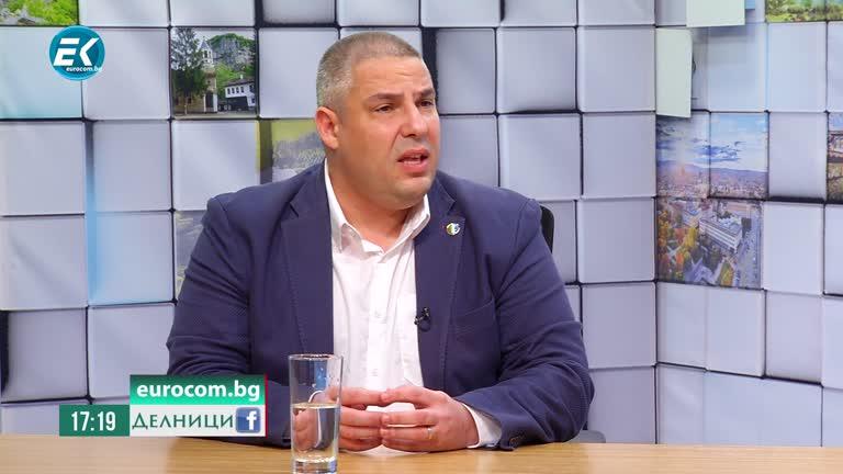Методи Лалов в предаването Делници (21.05.2020)