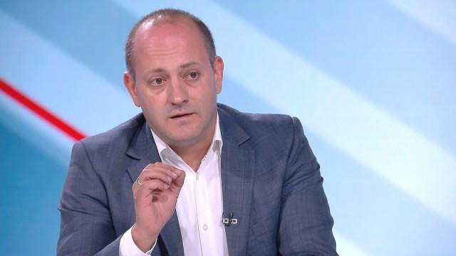 Радан Кънев: За първи път от Освобождението България има възможност да модернизира икономиката