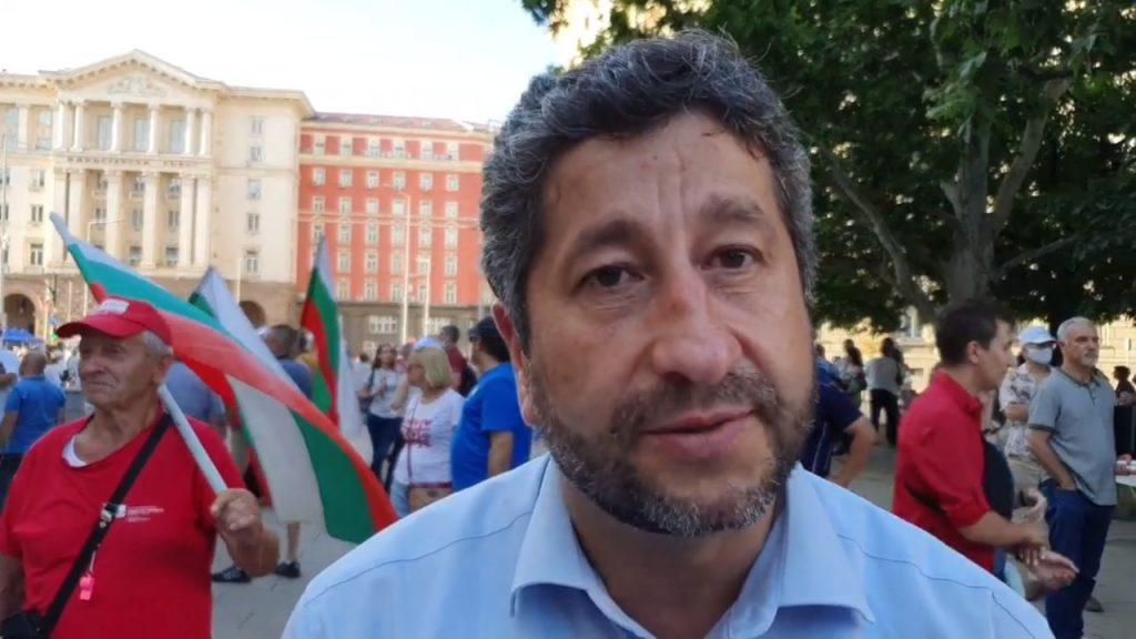 Христо Иванов: Няма свобода, която е спечелена с комфорт, и няма свобода, която е спечелена с равнодушие
