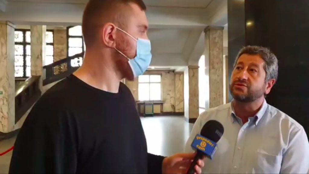 Христо Иванов сезира всички прокурори в Софийска градска прокуратура за използването от Гешев на СРС-та за пропагандна цел