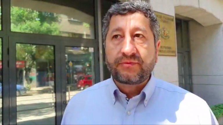 "Христо Иванов: Подавам сигнал за ""Осемте джуджета"", Петьо Еврото и Гешев във ВСС"
