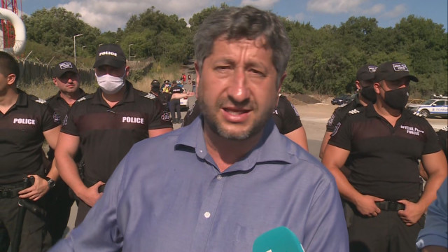 """Христо Иванов за протестите в парк """"Росенец"""": Създават се предпоставки за напрежение"""