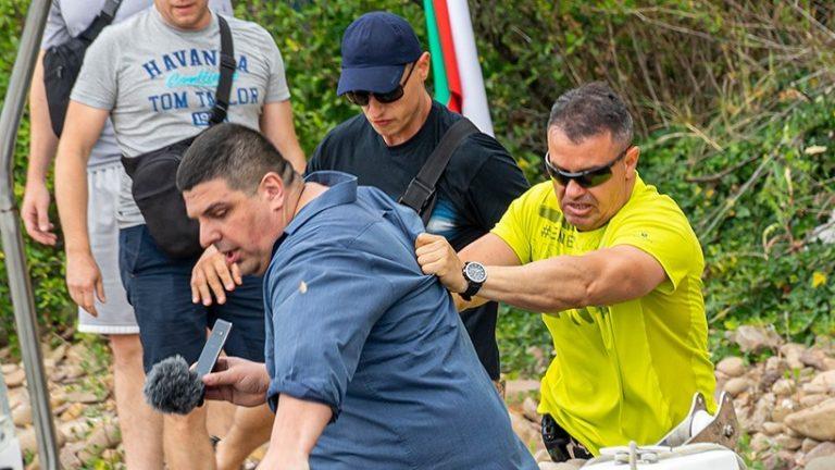Ивайло Мирчев: Внасяме сигнали в прокуратурата след сблъсъка ни с гардове на Доган