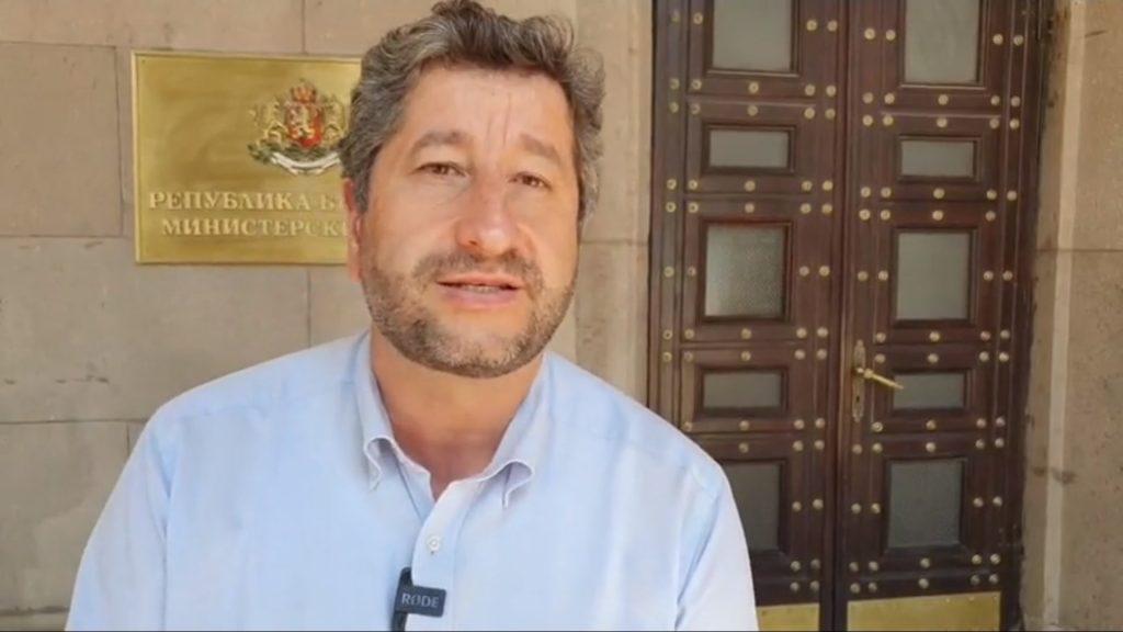 Христо Иванов: Борисов, отвори досиетата