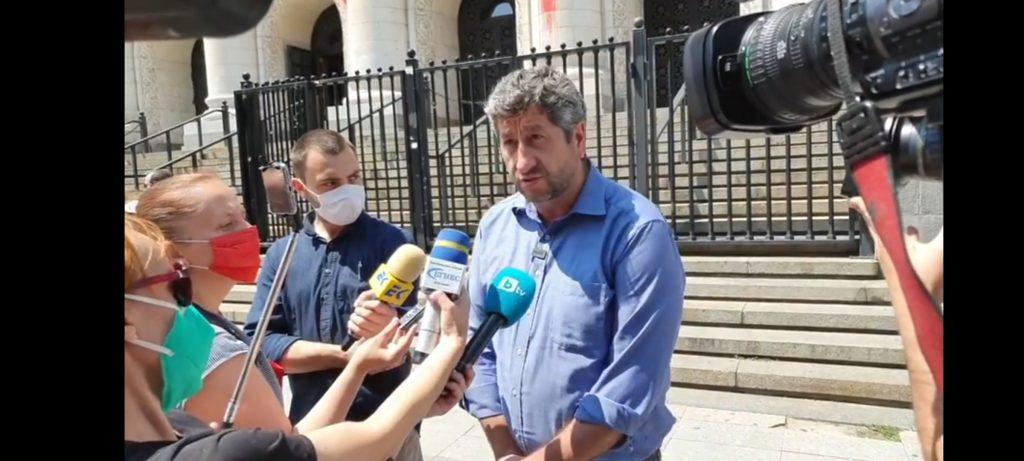 """Христо Иванов подава сигнал до прокуратурата  с настояване да бъдат проверени внимателно обстоятелствата около записа """"Лесно е да си прост"""""""