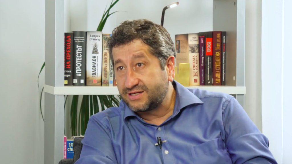 Христо Иванов: Готови сме за избори, парламентът да разгледа законодателните ни предложения