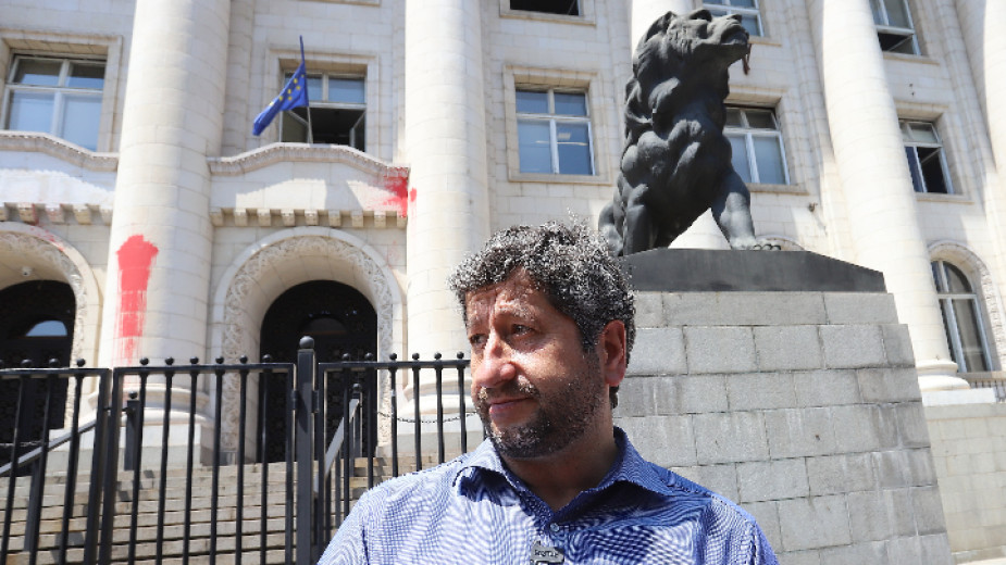 Христо Иванов: ГЕРБ събра хора от цялата страна, за да укрепят егото на Борисов