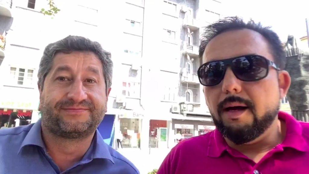 Разговор на Иво Дошев с Христо Иванов