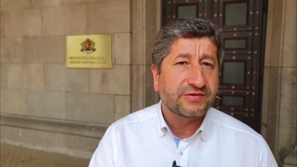 Христо Иванов: Борисов подменя дневния ред, за да запази Иван Гешев