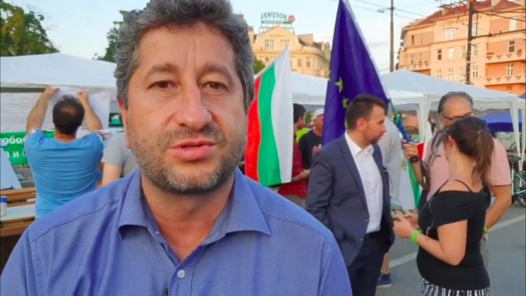 Христо Иванов на живо от Орлов мост (12 август 2020)