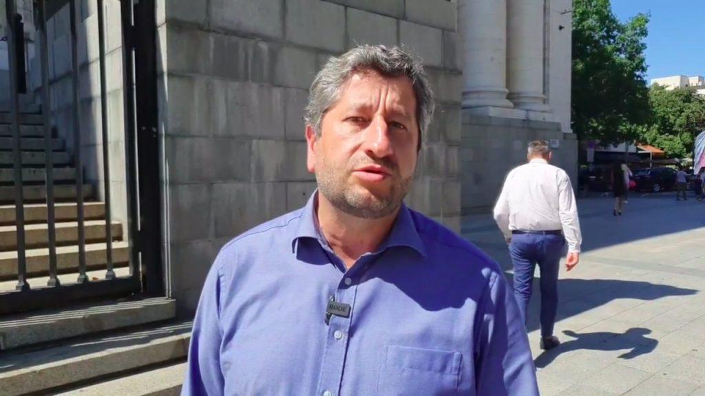 Христо Иванов с коментар за оставката на Кирилов и с писмо до ЕК за кризата на законността в България