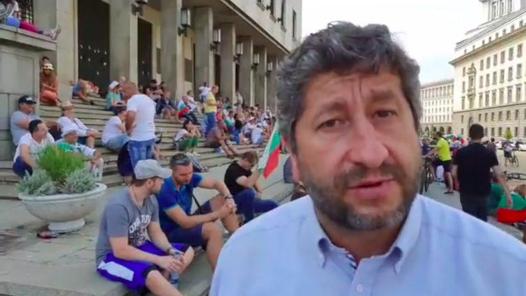 Христо Иванов: Борисов не е маша, а тоалетна хартия