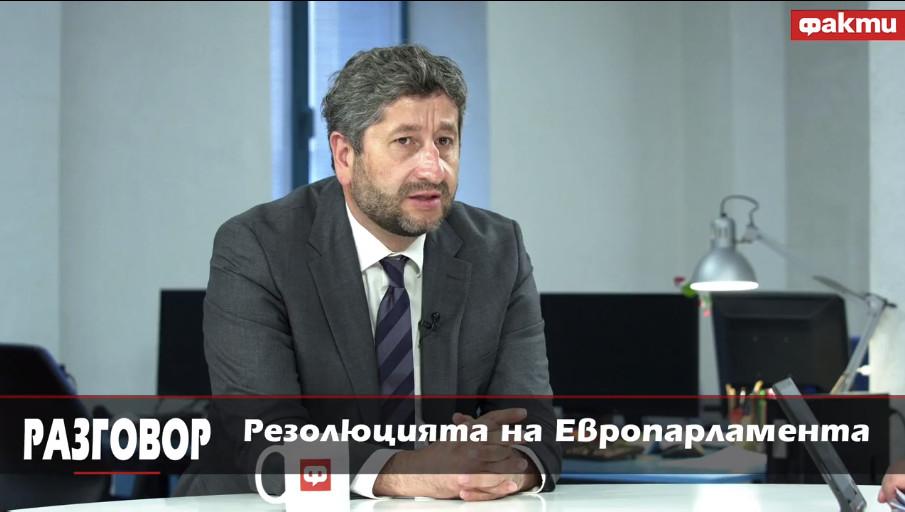 """Христо Иванов в """"Разговор"""" с Лили Маринкова"""