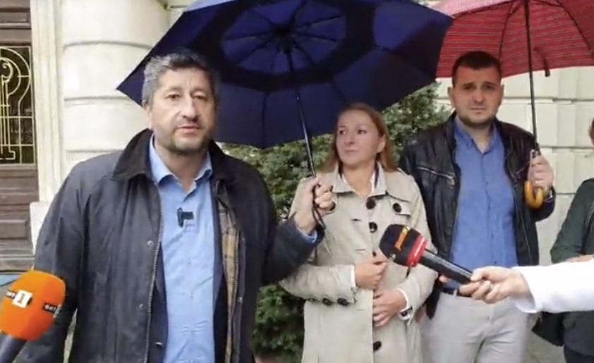 Демократична България: Кметът на Пловдив да си готви оставката и да се извини
