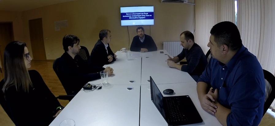 Христо Иванов: Искаме да бъдем спусъкът за ударно технологично развитие
