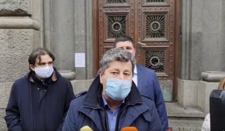 Демократична България поиска независим одит на машините за гласуването