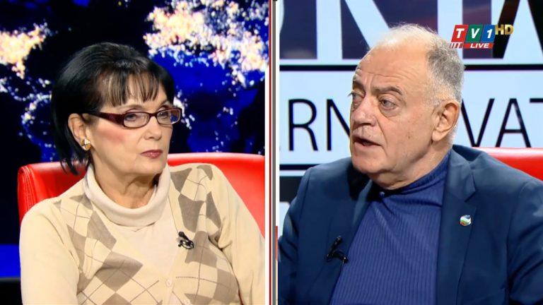 Ген. Атанас Атанасов – На никаква цена няма да подкрепим политическо правителство на ГЕРБ или БСП