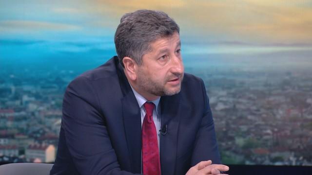 Христо Иванов: Демократична България няма да се коалира с ГЕРБ, БСП и ДПС