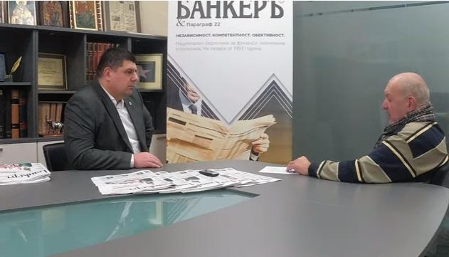 """Ивайло Мирчев пред """"Студио Банкеръ"""": Лично Борисов разпореди електронното гласуване да бъде """"опраскано"""""""