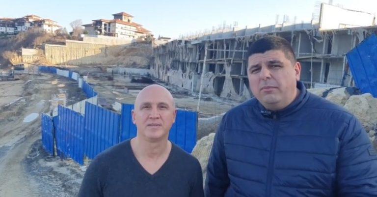 """Прокуратурата замита проблема с """"подпорния хотел"""" на Алепу"""