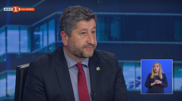 Христо Иванов: Демократична България е готова с ключовите си законопроекти