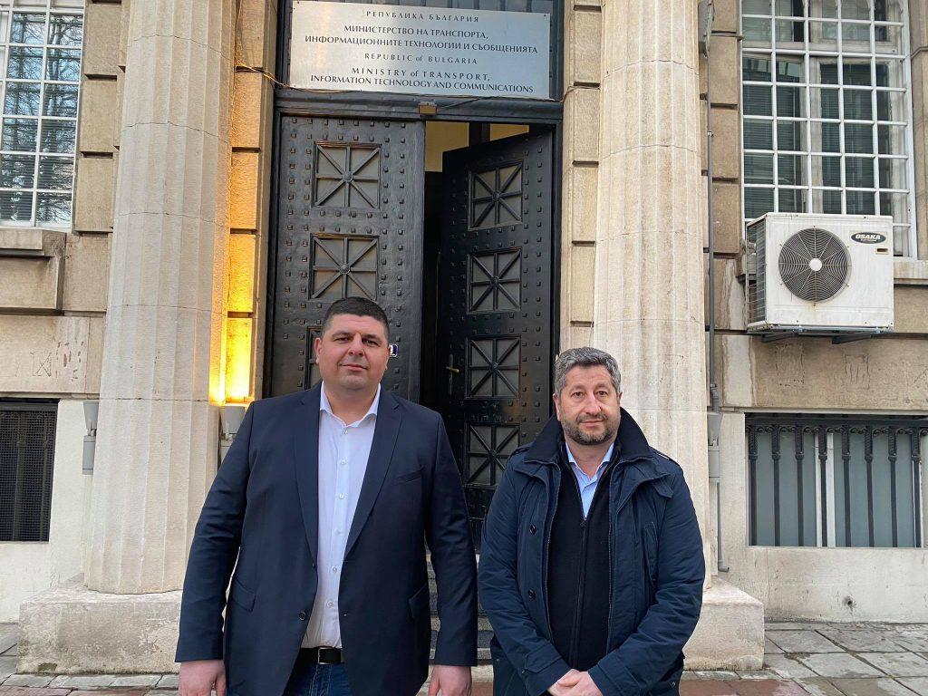 Христо Иванов: Транспортният министър бълнува за коалиция БСП-Демократична България