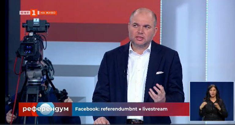 """Владисав Панев в """"Референдум"""": Вече трябва да мислим отвъд пандемията"""