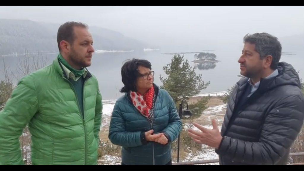 Христо Иванов и Борислав Сандов живо от Родопите